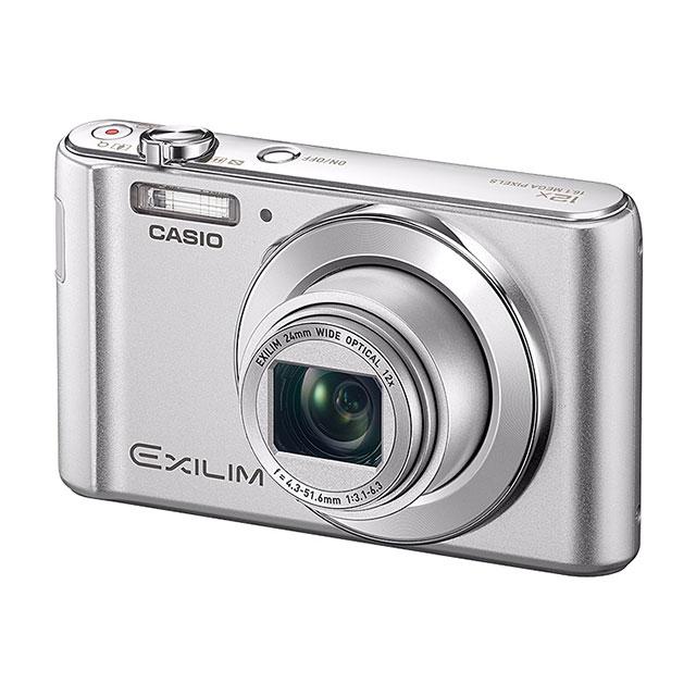 (物流在庫あり:最終処分)カシオ(CASIO) デジタルカメラ「EXILIM(エクシリム)」EX-ZS260-SR シルバー[EX-ZS260SR]