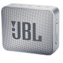 JBL JBLGO2GRY ウォータープルーフ対応Bluetoothスピーカー GO2 グレー
