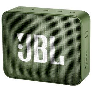 (お取り寄せ)JBL JBLGO2GRN ウォータープルーフ対応Bluetoothスピーカー GO2 グリーン