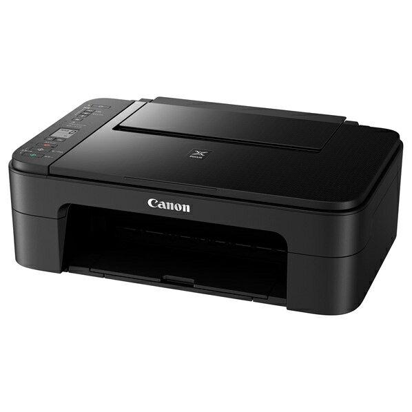 (お取り寄せ)Canon(キャノン)インクジェットプリンター PIXUS ブラック TS3130BK