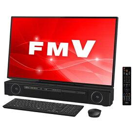 富士通 一体型デスクトップパソコン ESPRIMO ブラック FMVFXC3B