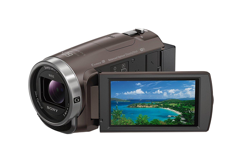 (お取り寄せ)SONY HDR-CX680(TI)64GB内蔵メモリー デジタルHDビデオカメラレコーダー ハンディカム(ブロンズブラウン)[HDR-CX680-TI][HDRCX680TI]