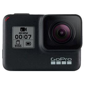 (在庫あり)GoPro CHDHX-701-FW ウエラブルカメラ HERO7 Black ブラック [CHDHX701FW] ※延長保証対象外