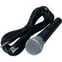 (お取り寄せ)(キョーリツ)CUSTOMTRY CM-2000 ボーカルマイク スイッチ付。CM2000 マイクケーブル付属