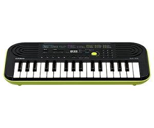 CASIO SA-46 カシオ ミニキーボード SA46(32ミニ鍵盤)口をつけずに演奏できるから衛生的!