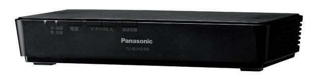 パナソニック BS/CS 4K録画対応チューナー新4K衛星放送対応 TU-BUHD100