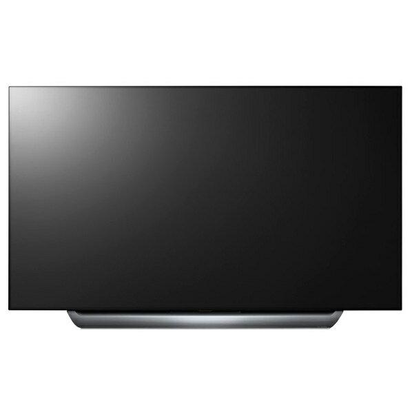 LGエレクトロニクス 65V型4K対応有機ELテレビ C8シリーズ OLED65C8PJA ※配送・設置は、最寄のエディオン配送センターよりお伺いいたします。[全国送料無料 ※一部地域を除く]