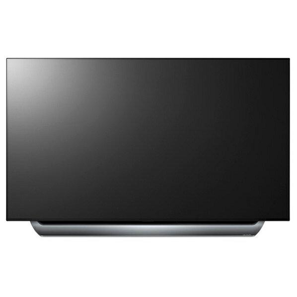 LGエレクトロニクス 55V型4K対応有機ELテレビ C8シリーズ OLED55C8PJA ※配送・設置は、最寄のエディオン配送センターよりお伺いいたします。[全国送料無料 ※一部地域を除く]