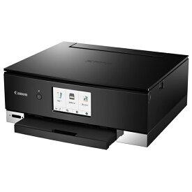キヤノン インクジェットプリンター PIXUS TS8230 ブラック TS8230BK