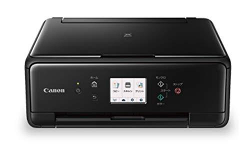 (新品在庫あり:最終処分) Canon(キャノン)インクジェット複合機 TS6130 BLACK PIXUS TS6130BK