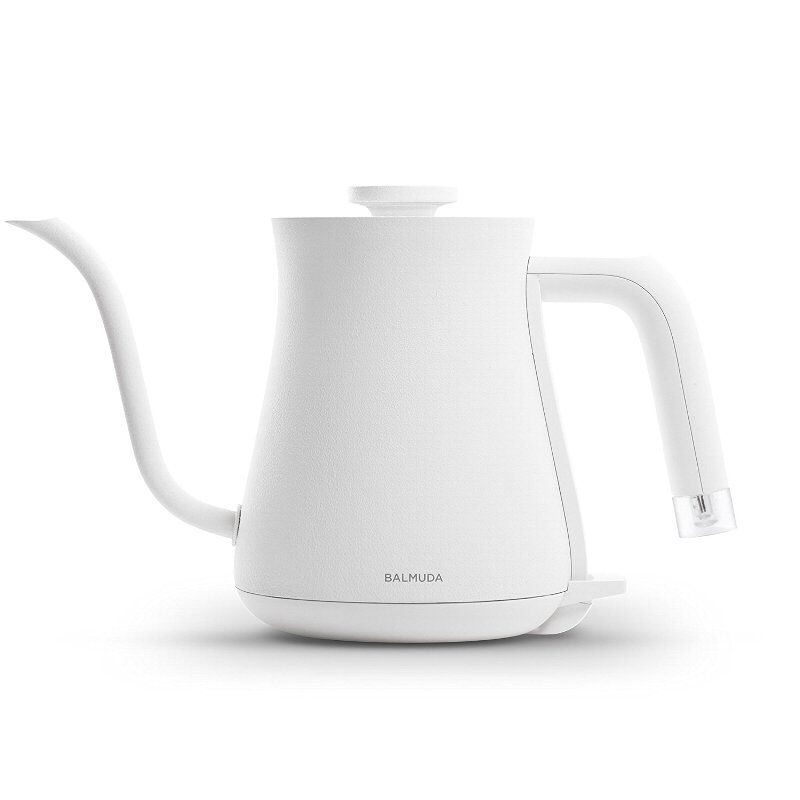 (数量限定:開梱未使用品)バルミューダ K02A-WH 電気ケトル(ホワイト)(BALMUDA The Pot)
