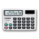カシオ (CASIO) パーソナル電卓 カードタイプ 8桁 SL-650A-N(SL650AN)
