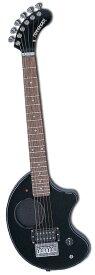 (新品在庫あり)FERNANDES ZO-3 BLACK フェルナンデス エレキギター ZO3 ブラック fernandes ZO3BK アンプ内蔵エレキギター ミニギター
