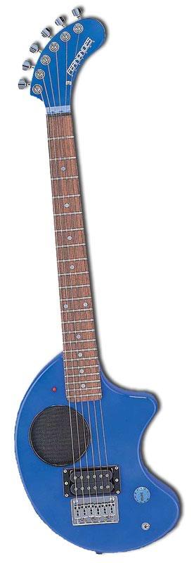 (在庫あり!ヘッドホン付)FERNANDES ZO-3 BLUE フェルナンデス エレキギター ZO-3 '11W/SC *2016年製造