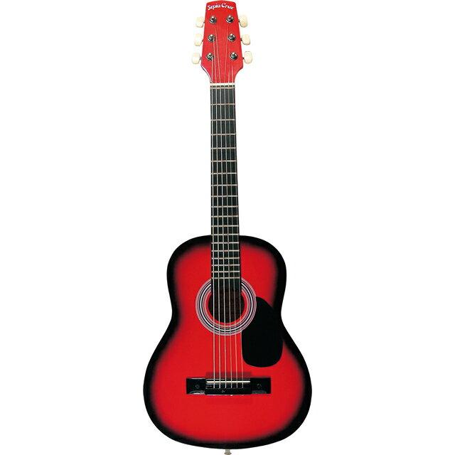 (お取り寄せ)Sepia Crue W50 RDS セピアクルー ミニギター W-50 RDS(レッドサンバースト)