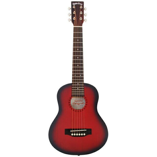 (お取り寄せ)Sepia Crue W-60 RDS(RedSunburst)レッドサンバースト セピアクルー ミニギター