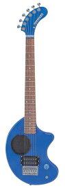 (新品在庫あり)FERNANDES ZO-3 BLUE フェルナンデス エレキギター ZO-3 '11W/SC ブルー fernandes ZO3BLUE アンプ内蔵ミニギター