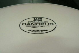 CANOPUS CB14H COATED HEAD(旧CB14J) JAZZ Coated REGULAR 14用 カノウプス スネアヘッド