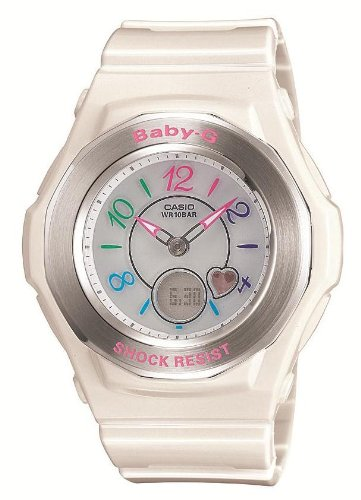 (お取り寄せ)CASIO 腕時計 Baby-G ベビージー Tripper トリッパー タフソーラー 電波時計 MULTIBAND 6 BGA-1020-7BJF レディース