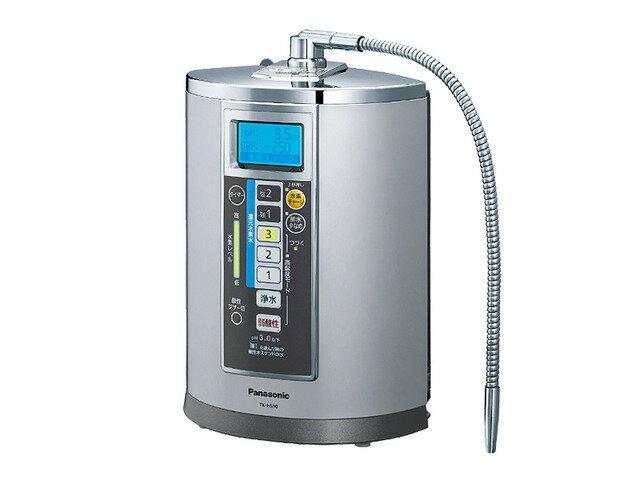 (お取り寄せ)パナソニック(Panasonic) 還元水素水生成器 TK-HS90-S ステンレスシルバー
