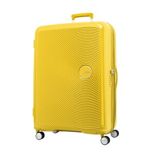 アメリカンツーリスター 32G-06003 スーツケース サウンドボックス Spinner 77 EXP ゴールデンイエロー [32G06003]