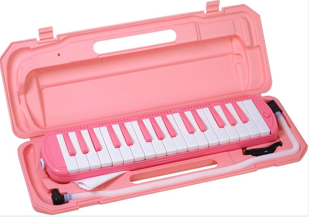 (ドレミシール付き)キョーリツ 鍵盤ハーモニカ メロディーピアノ P3001-32K/SAKURA(サクラ) MELODY PIANO P300132K SAKURA