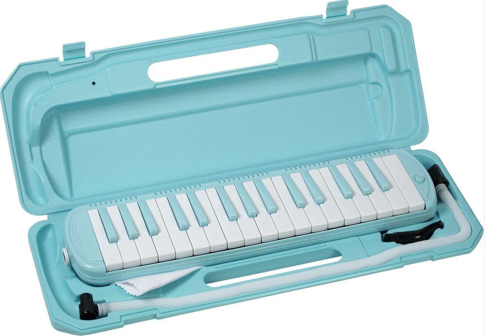(ドレミシール付き)キョーリツ 鍵盤ハーモニカ メロディーピアノ P3001-32K/SORA(ソラ) MELODY PIANO P300132K SORA