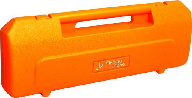 (お取り寄せ)KC P3001-CASE/OR メロディーピアノ/P3001-32K専用ケース Melody Piano Case カラー: オレンジ