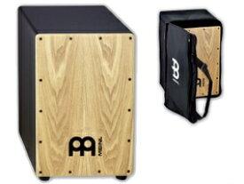 マイネル カホンMEINL MCAJ100BK-AS+with bagバッグ付MDF Body/AshFrotplate