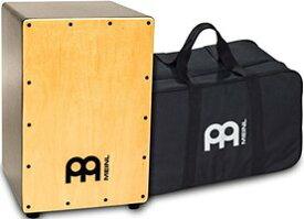 マイネル カホンMEINL MCAJ100BK-MA+with bagバッグ付MDF Body/Maple Frotplate