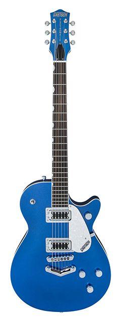 (在庫あり)GRETSCH G5435 Limited Edition Electromatic Pro Jet, Fairlane Blueグレッチ/エレクトロマチック エレキギター*限定カラー「フェアレーン・ブルー」採用