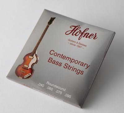 Hofner Strings HCT1133CR *ラウンド弦 ヘフナー バイオリンベース専用弦