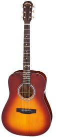 (お取り寄せ)(特典満載)Aria Dreadnought AD-211 TS(Tobacco Sunburst) アリアドレッドノート アコースティックギター
