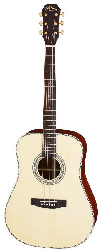 (お取り寄せ)(特典満載)Aria Dreadnought AD-511 N(Natural) アリアドレッドノート アコースティックギター