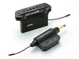スカイソニック ワイヤレス・サウンドホール・ピックアップ WL-800JP