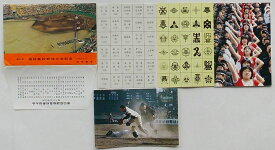 【中古】阪神電車乗車券 第53回 選抜高校野球大会記念 昭和56年3月