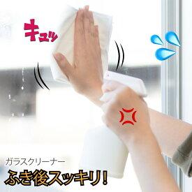 ガラスクリーナー 洗剤 家庭用 窓 ガラス ピカピカ ツルツル ぴかぴか 住居用 液体 透明 お掃除 セット 年末 大掃除 グッズ