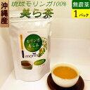無農薬 沖縄産100% モリンガ茶 1袋(2g×30ヶ入 )無添加 健康茶 国産 モリンガ美ら茶 送料無料