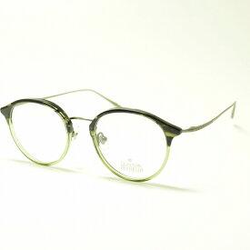 64b8ca490de CLAYTON FRANKLIN クレイトンフランクリン 616 GSH グリーンササハーフメガネ 眼鏡 めがね メンズ レディース おしゃれ ブランド
