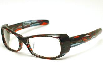 库布雷克太阳眼镜ATY0107(红野鸭/清除示威)