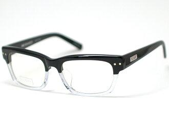 说酒吧眼镜架子THE KENNEDY肯尼迪SV70-10412J(黑色·清除/清除示威透镜)
