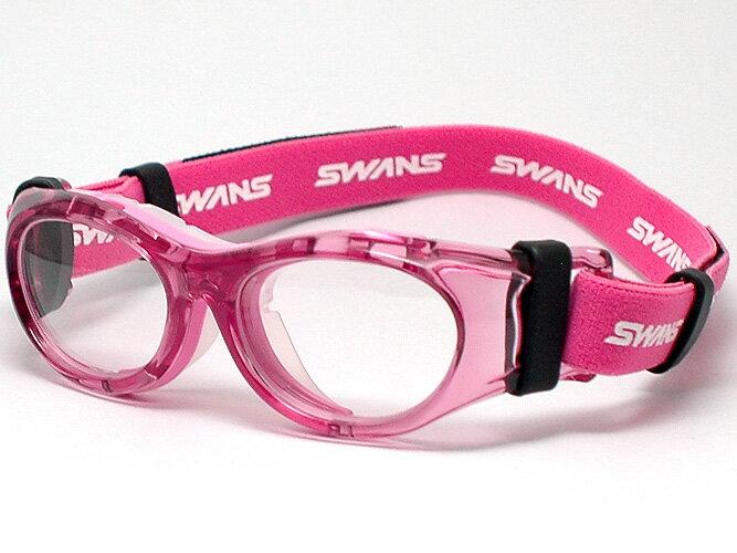 スワンズ【SWANS】度付き対応スポーツ用ゴーグル大人気の SVS600 がフルモデルチェンジ!NEW EYE GUARD (アイガード)SVS-600 N -PNK※Jrサイズ※(クリアピンク/クリア) スポーツ眼鏡