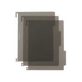 【公式通販 DELFONICS(デルフォニックス)】ロルバーン インデックスシートA5(クリアグレー)