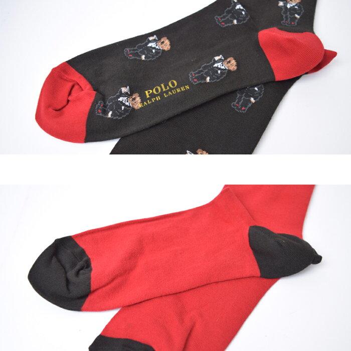 メール便PoloRalphLaurenポロラルフローレン【899879PK】メンズ靴下ソックス2足セットハイソックスビジネス父の日彼氏ギフト