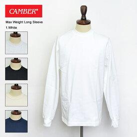 【CAMBER】8oz MAX WEIGHT LONG SLEEVE#305【キャンバー】MENS/長袖Tシャツ