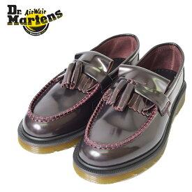 Dr.Martens AW'19ドクターマーチン【R24370600】ADRIANCherry Red Arcadiaエイドリアン チェリーレッドメンズ レディース 靴 シューズ ローファー