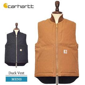 CARHARTTカーハート【V01】Men's Duck Vestメンズ ダック ベストアウター ベスト