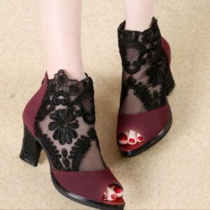 送料無料 韓国風 韓国ファッション 美脚サンダル スリッパ レディース ストラップ サンダル おしゃれ かわいい 定番 トレンド お出かけ 大きいサイズ 小さいサイズ レース 靴擦れ 美脚効果