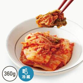 白菜キムチ(360g)【でりかおんどる】