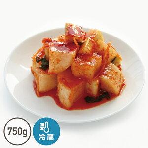 甘熟カクテキ(750g)【大根のキムチ】【でりかおんどる】